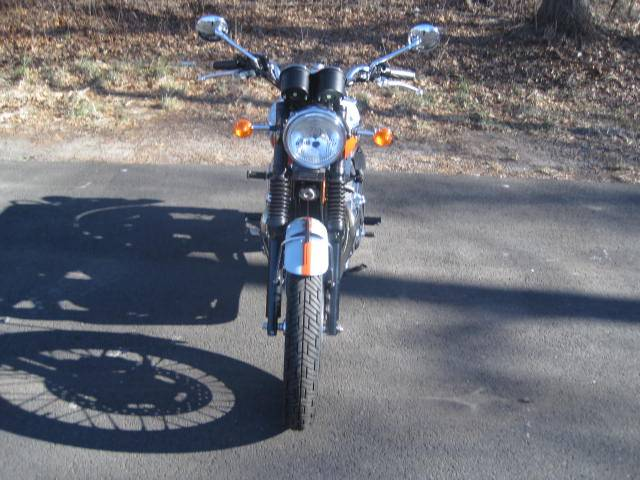 2009 Triumph Bonneville SE in Metuchen, New Jersey - Photo 10