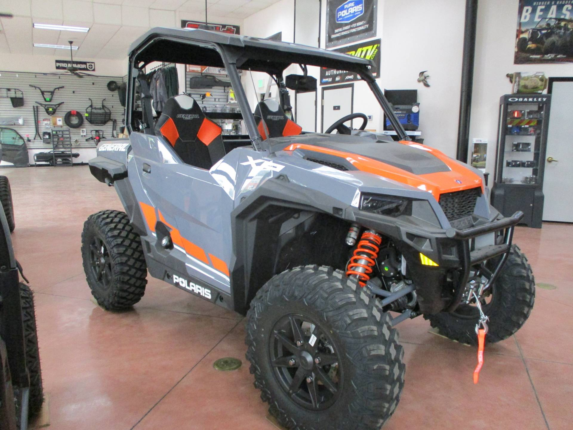 2020 Polaris General XP 1000 Deluxe in Yuba City, California - Photo 2