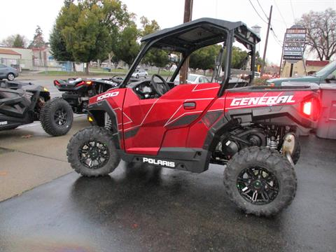 2020 Polaris General 1000 Deluxe Ride Command Package in Yuba City, California - Photo 2