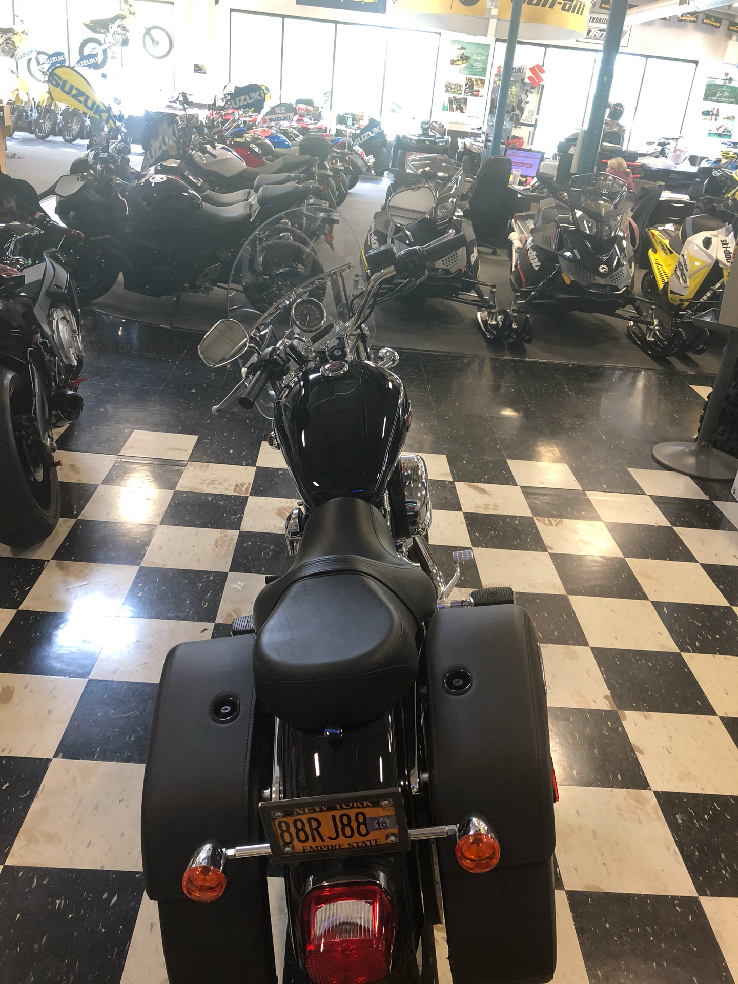 2015 Harley-Davidson XL1200T in Cohoes, New York