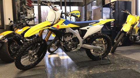 2019 Suzuki RM-Z250 in Cohoes, New York - Photo 1