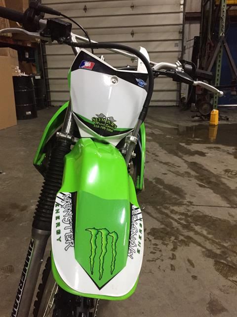 2017 Kawasaki KLX140 in Cohoes, New York
