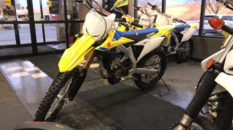 2018 Suzuki RM-Z450 in Cohoes, New York - Photo 2