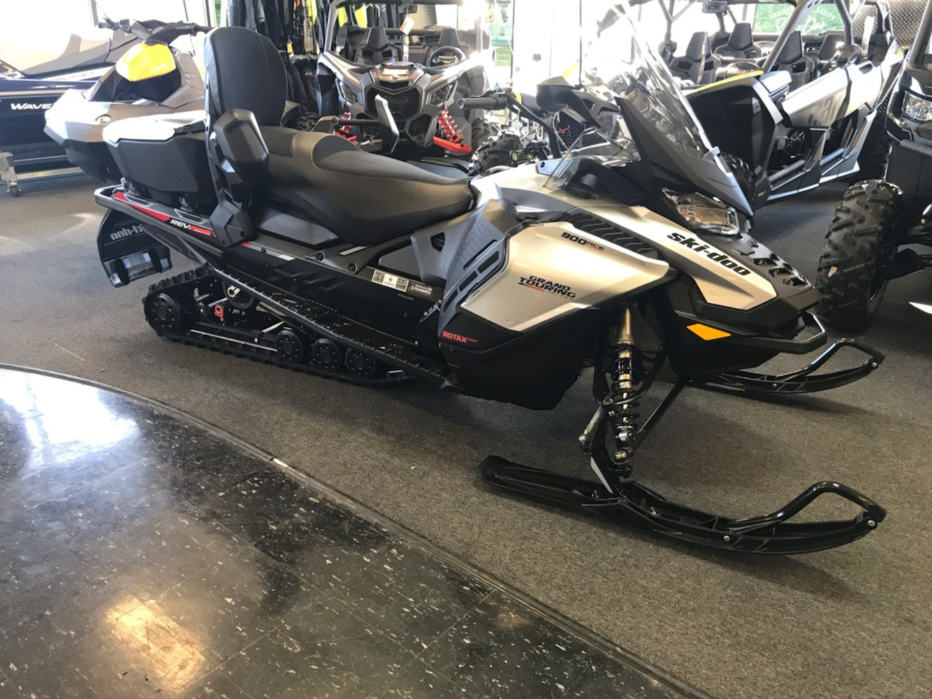 2020 Ski-Doo Grand Touring Limited 900 Ace Turbo in Cohoes, New York - Photo 1