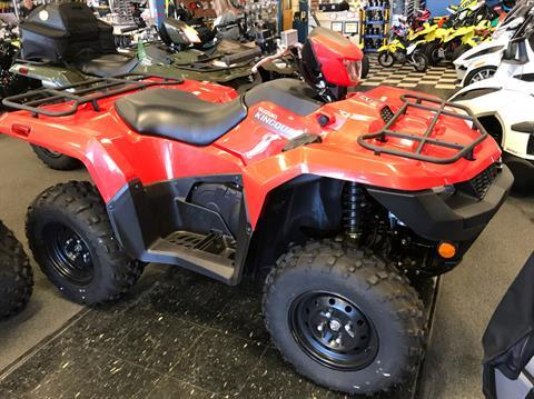 2019 Suzuki KingQuad 500AXi Power Steering in Cohoes, New York - Photo 1