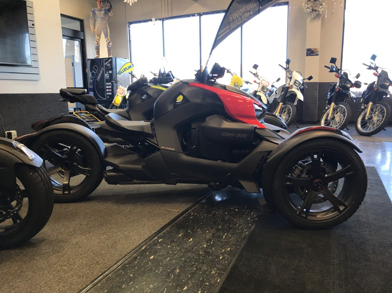 2019 Can-Am Ryker 600 ACE in Cohoes, New York - Photo 1