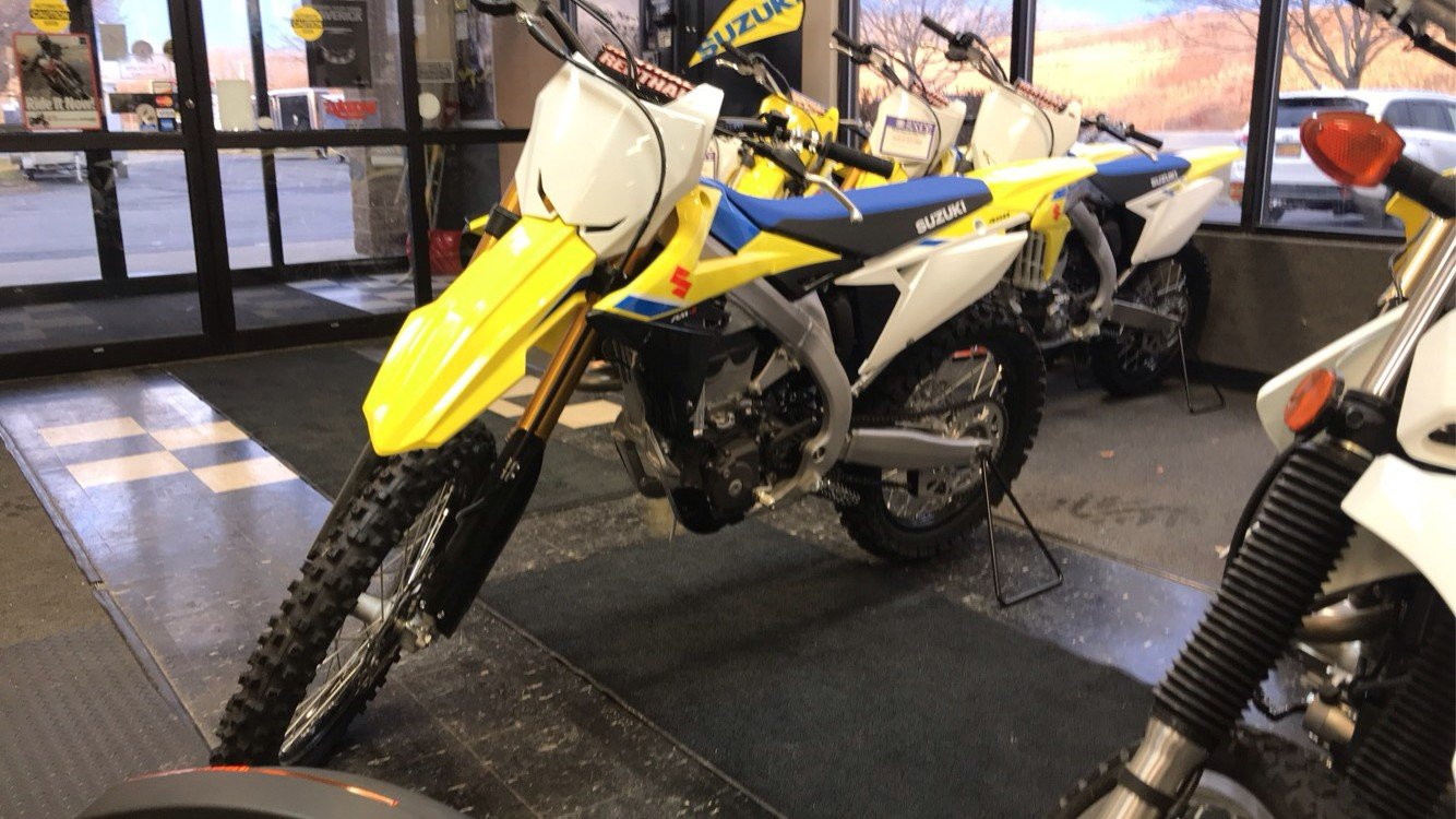 2018 Suzuki RM-Z250 in Cohoes, New York - Photo 2