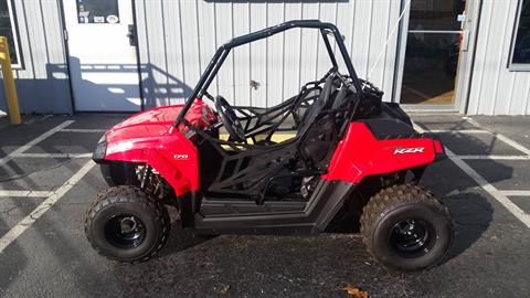 2010 Polaris Ranger RZR® 170 in Jackson, Kentucky