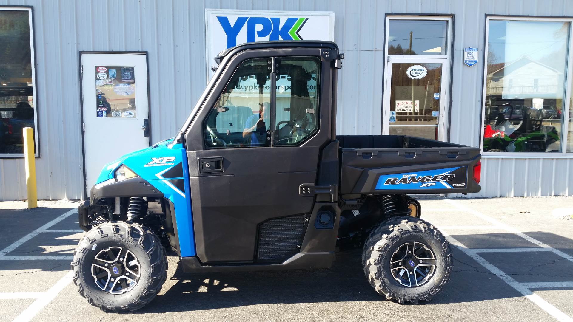 2017 Polaris Ranger XP 1000 EPS Northstar HVAC Edition in Jackson, Kentucky