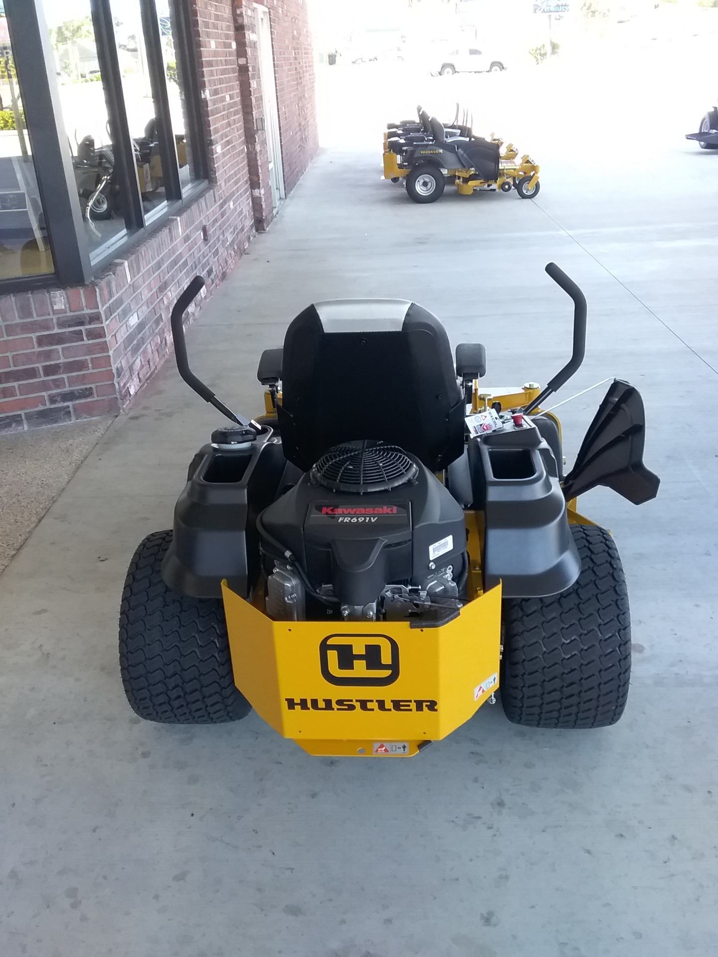 2019 Hustler Turf Equipment Raptor SD 54 in. Kawasaki FR691 Zero Turn Mower in Okeechobee, Florida - Photo 3