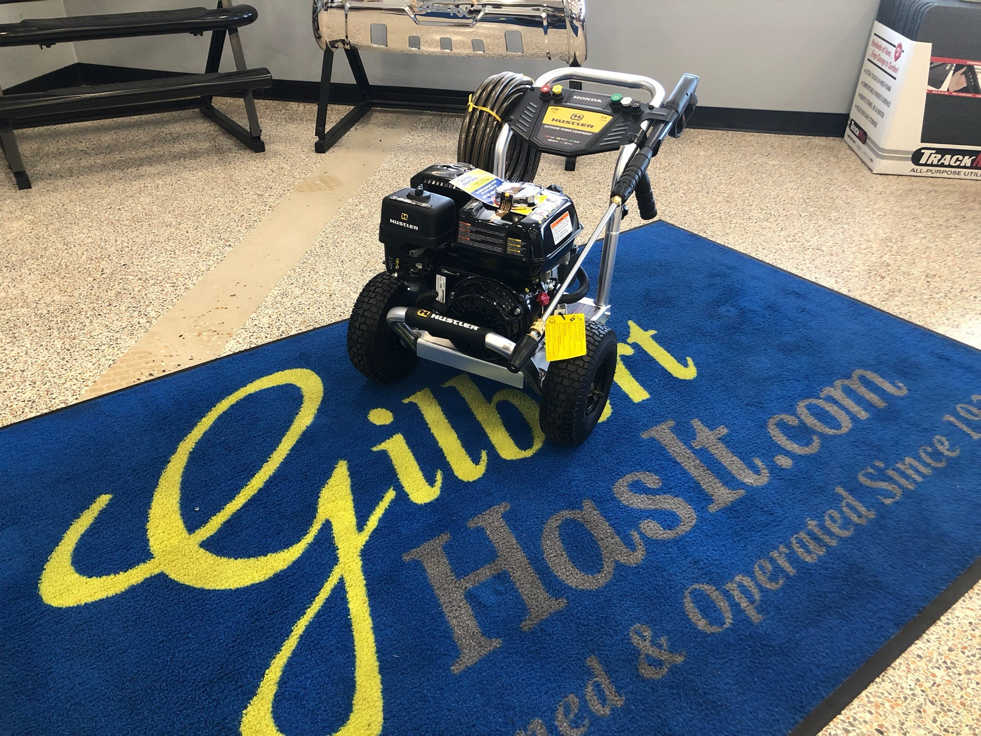 2019 Hustler Turf Equipment HH3725 - 3700 in Okeechobee, Florida