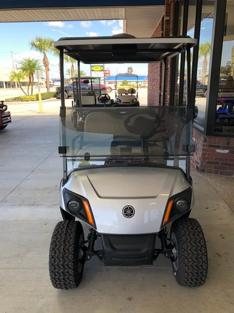 2019 Yamaha Adventurer Sport 2+2 (Electric) in Okeechobee, Florida - Photo 10