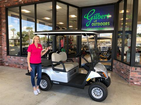 2019 Yamaha Adventurer Sport 2+2 (Electric) in Okeechobee, Florida - Photo 1