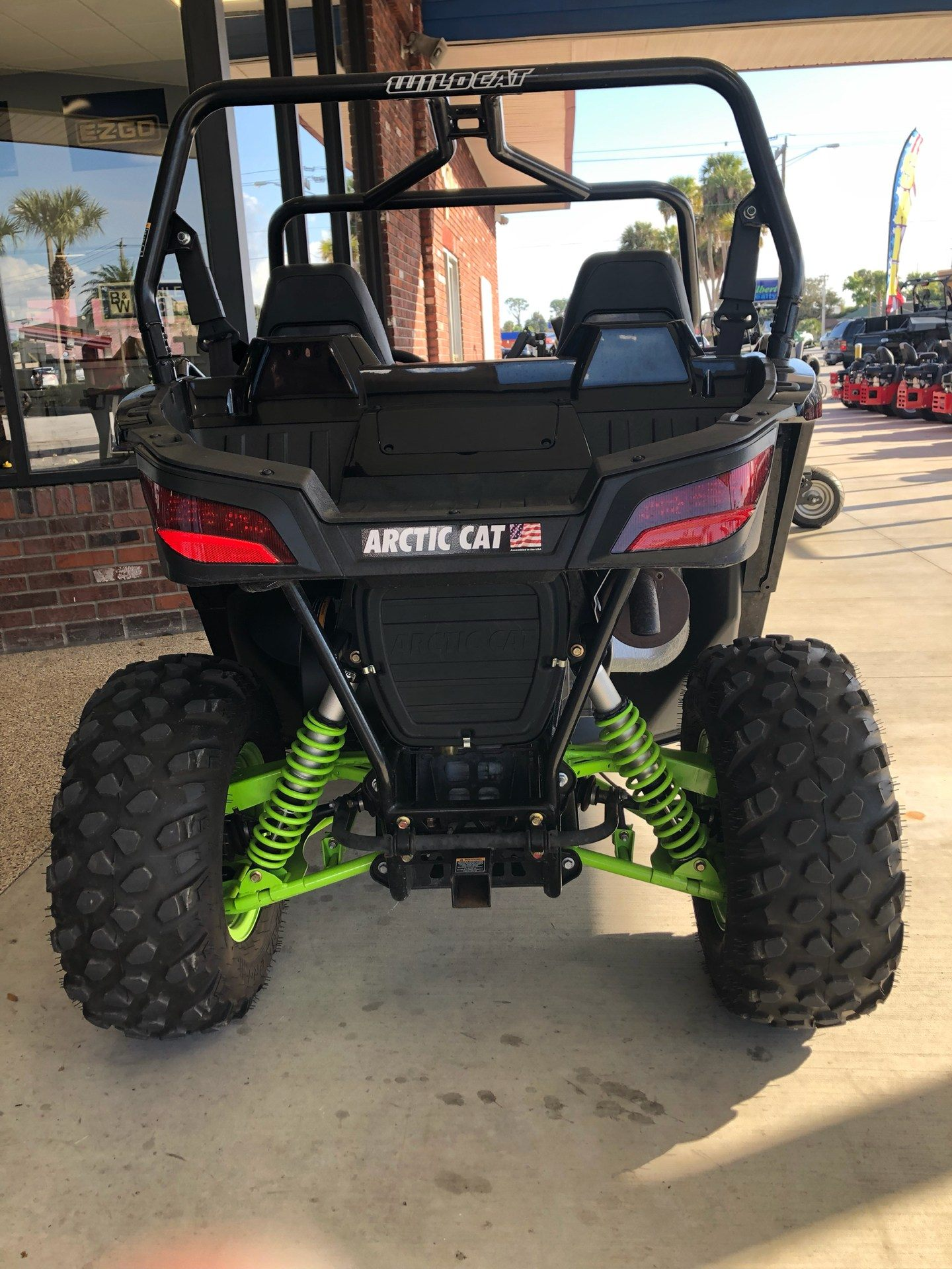 2017 Arctic Cat Wildcat Trail Limited Eps In Okeechobee Florida