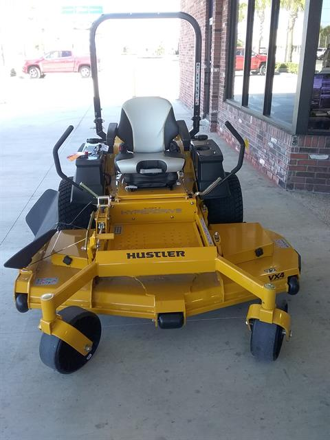 2019 Hustler Turf Equipment Super Z HyperDrive 72 in. Vanguard Big Block 36 hp in Okeechobee, Florida - Photo 2