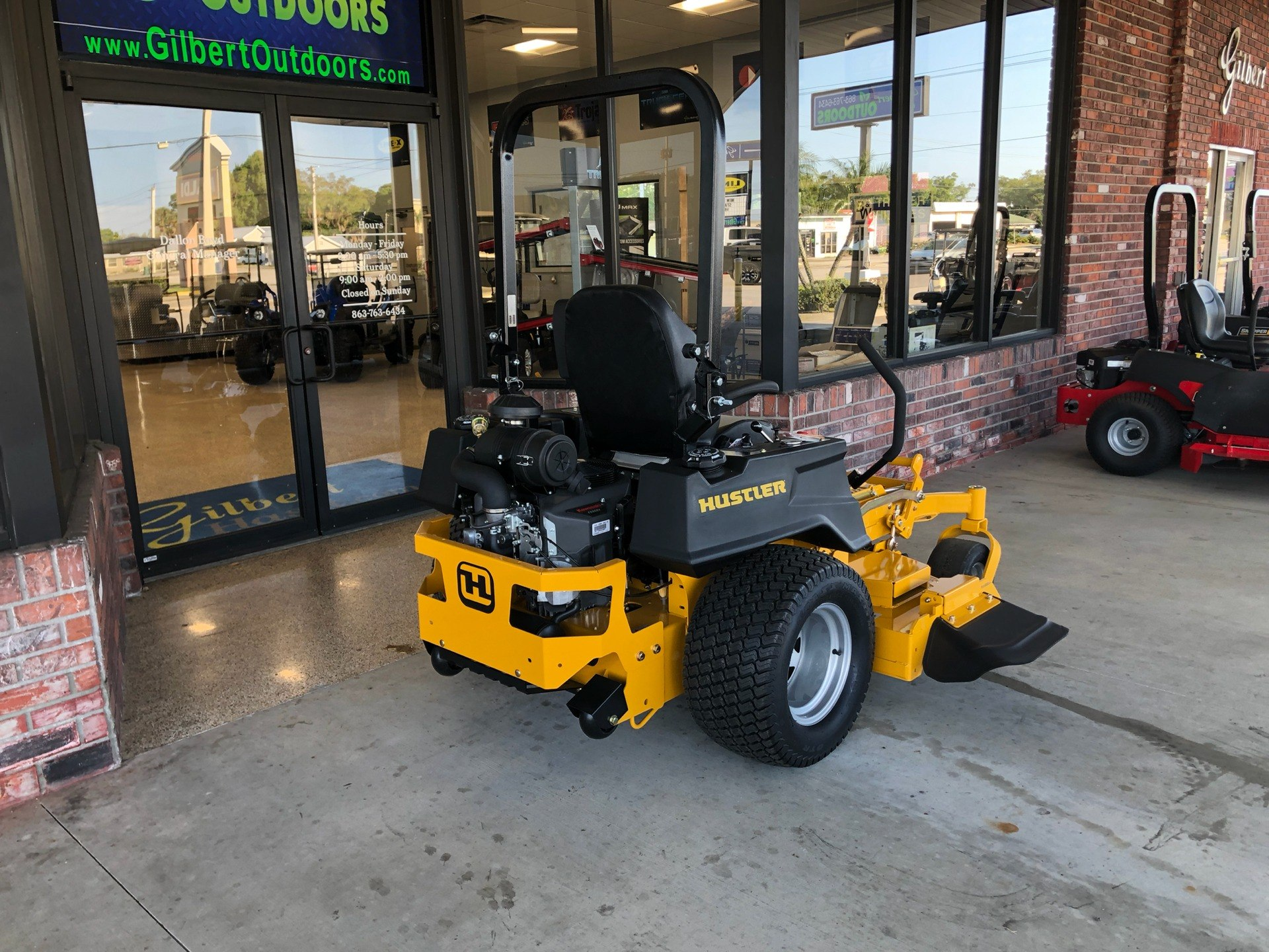 2019 Hustler Turf Equipment X-ONE in Okeechobee, Florida - Photo 3
