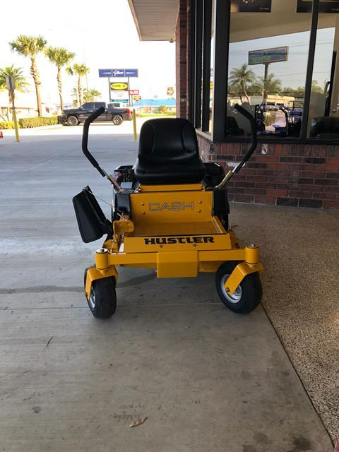 2019 Hustler Turf Equipment Dash 42 in. Briggs & Stratton PowerBuilt in Okeechobee, Florida