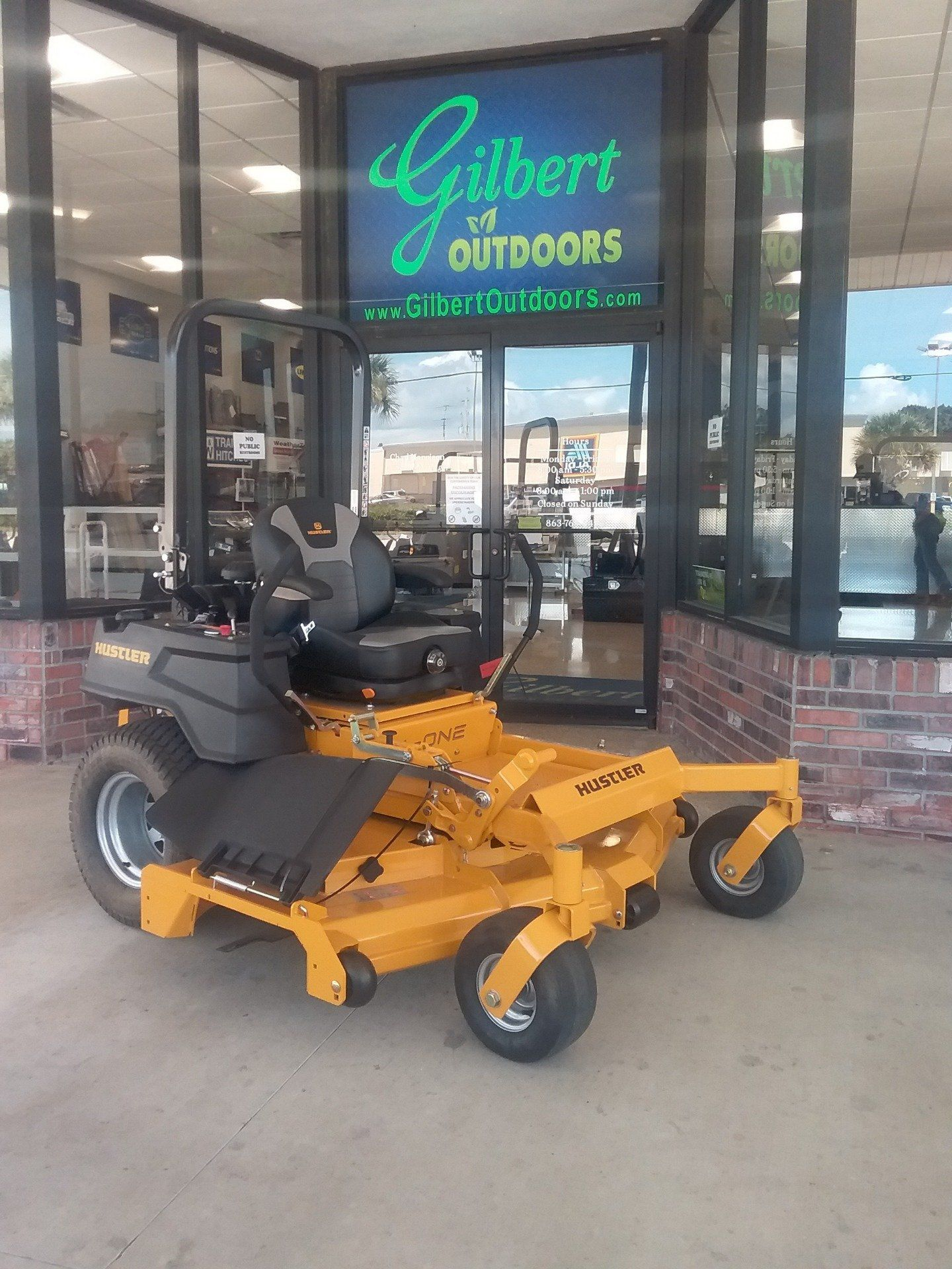 2019 Hustler Turf Equipment X-ONE 72 in. Kawasaki 27 hp in Okeechobee, Florida - Photo 1