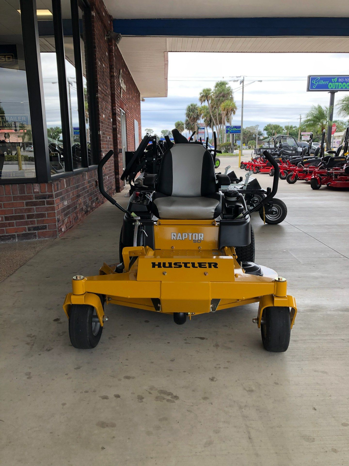 2019 Hustler Turf Equipment Raptor SD 48 in. Kohler 7000 PRO in Okeechobee, Florida - Photo 4