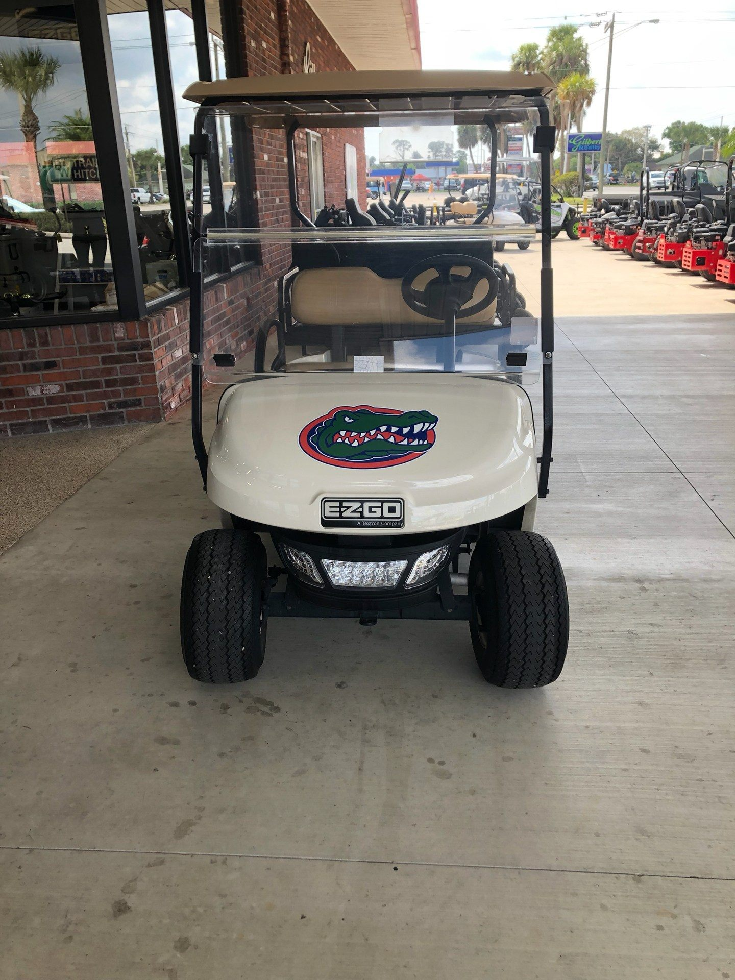 2016 E-Z-GO TXT Electric in Okeechobee, Florida - Photo 4