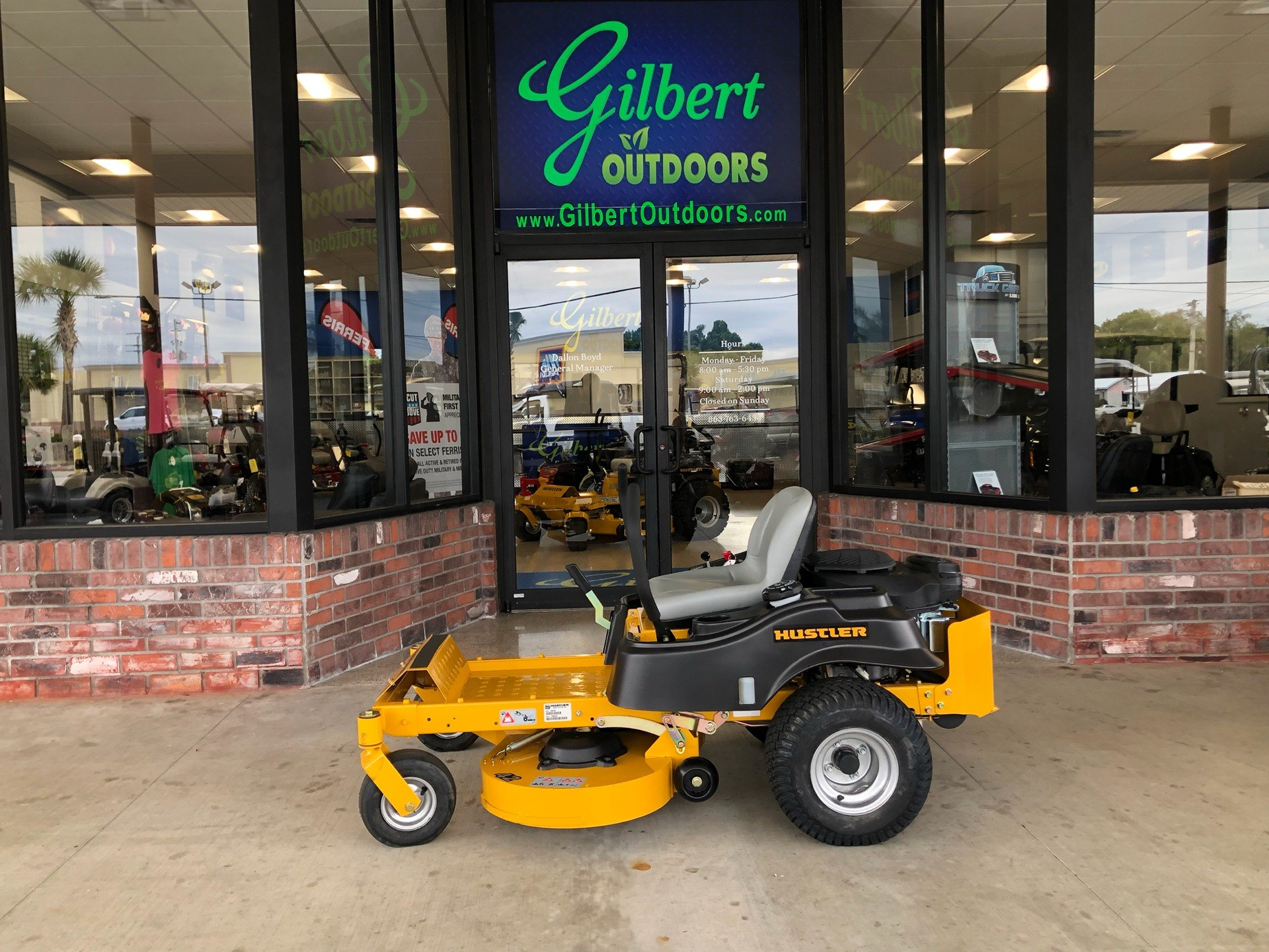 2019 Hustler Turf Equipment Raptor 52 in. Kohler 7000 HD in Okeechobee, Florida - Photo 1