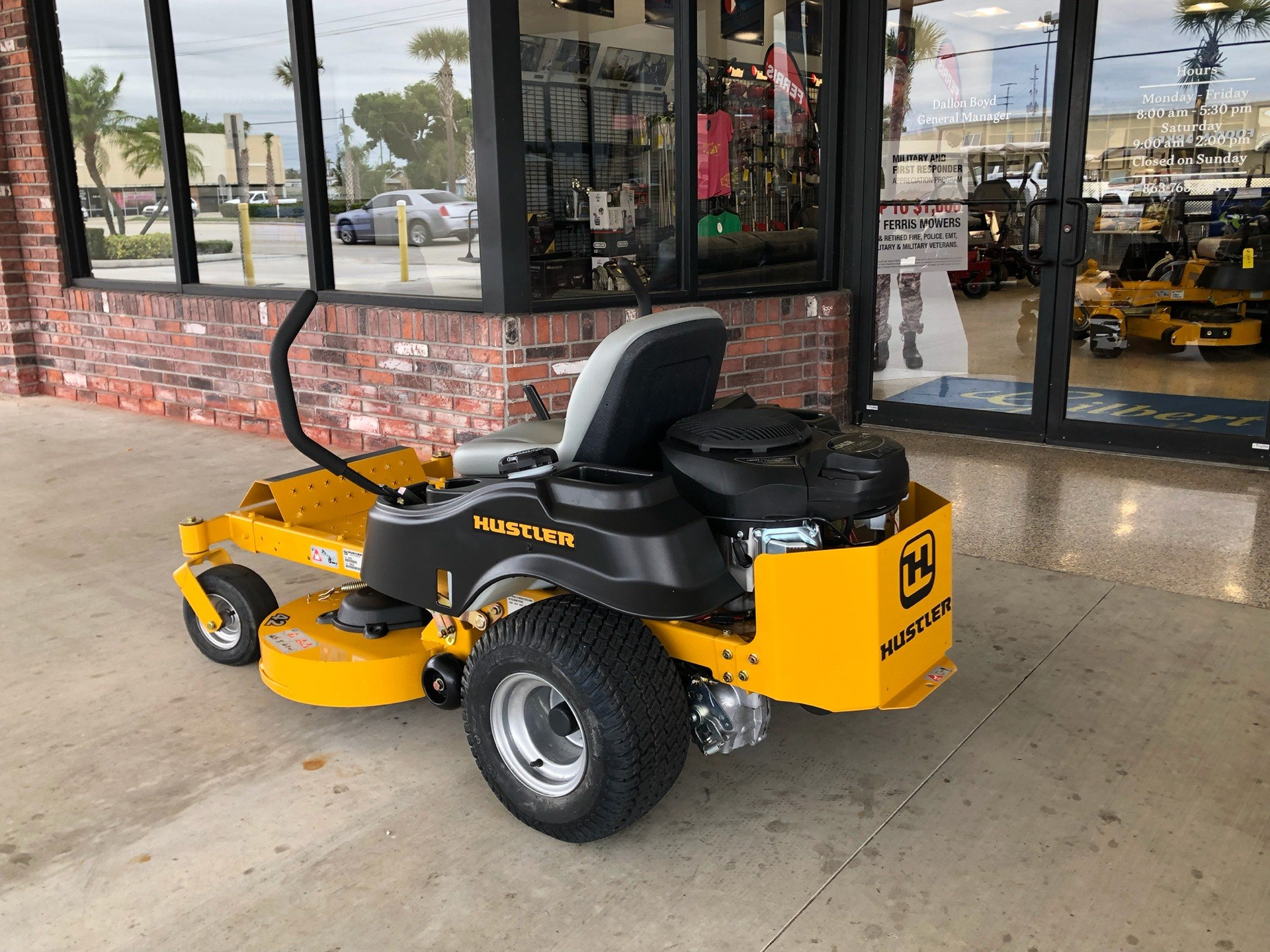 2019 Hustler Turf Equipment Raptor 52 in. Kohler 7000 HD in Okeechobee, Florida - Photo 3