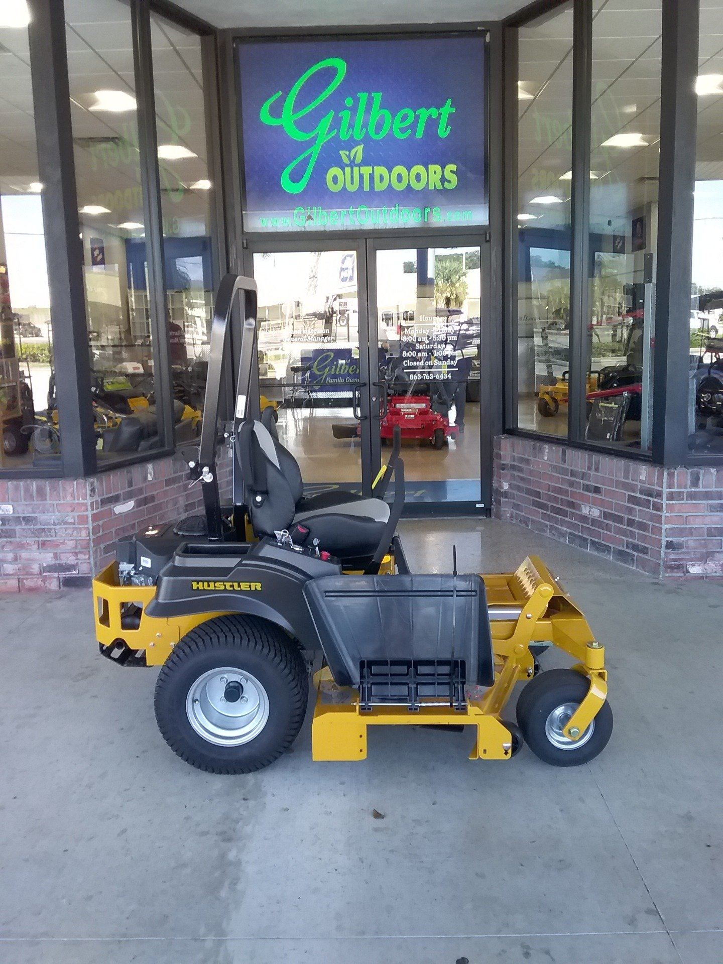 2019 Hustler Turf Equipment FasTrak 60 in. Kawasaki Zero Turn Mower in Okeechobee, Florida - Photo 1