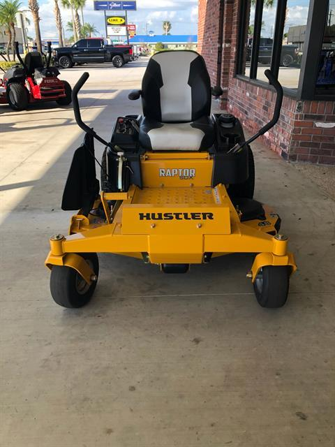 2019 Hustler Turf Equipment RAPTOR SDX 48 in Okeechobee, Florida