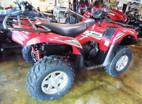 2017 Kawasaki Brute Force 750 4x4i EPS in Pasadena, Texas