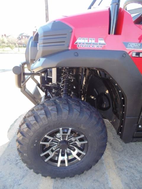 2017 kawasaki mule pro-fxt eps le utility vehicles pasadena texas