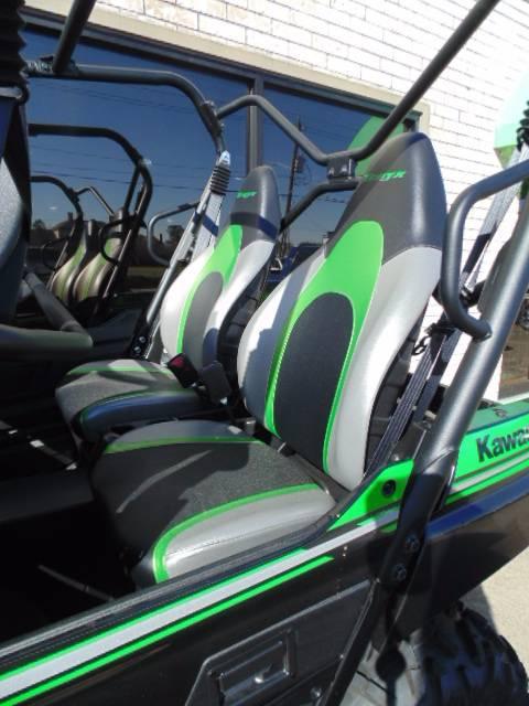 2017 kawasaki teryx4 utility vehicles pasadena texas 501582