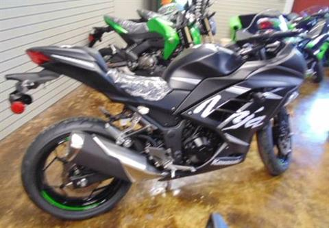 2017 Kawasaki Ninja 300 ABS Winter Test Edition in Pasadena, Texas