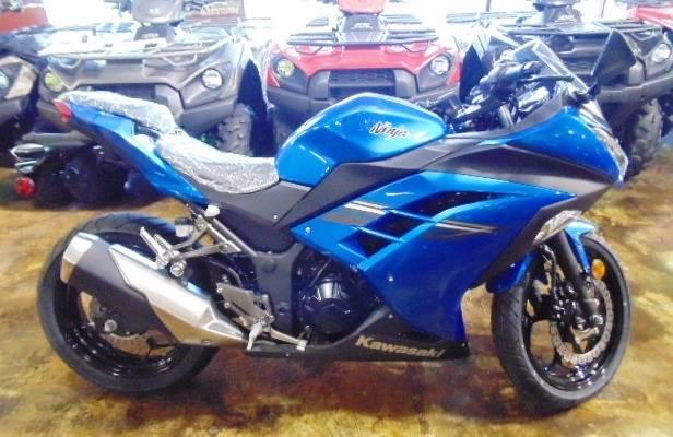 2017 Kawasaki Ninja 300 ABS Motorcycles Pasadena Texas A36526