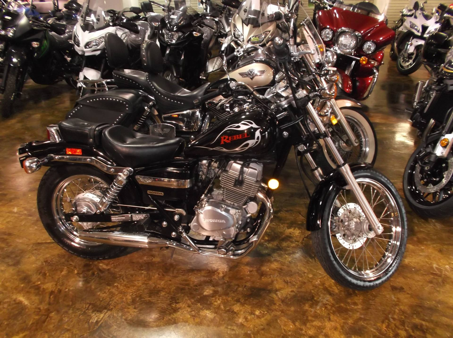 2009 Honda Rebel® in Pasadena, Texas