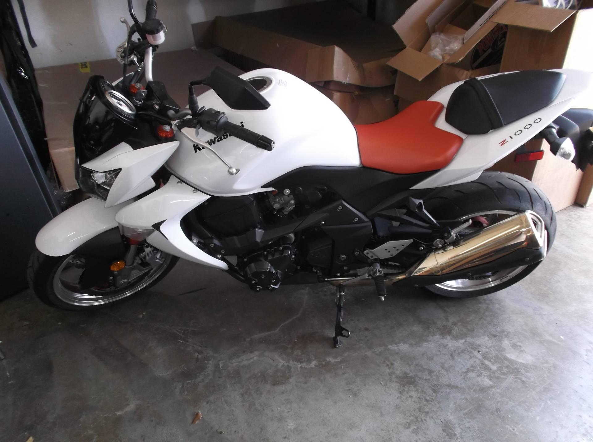 2008 Kawasaki Z1000 Motorcycles Pasadena Texas N/A