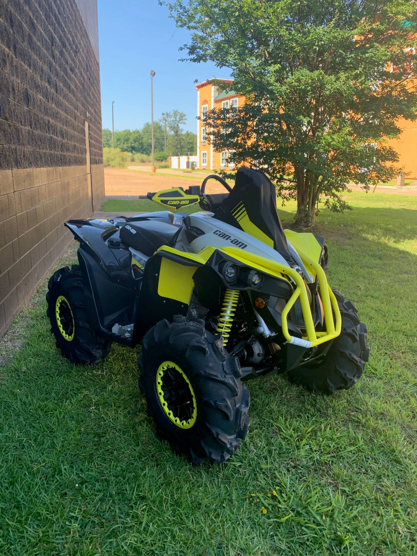 2019 Can-Am Renegade X MR 570 in West Monroe, Louisiana - Photo 3