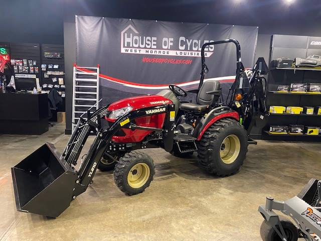 2020 Yanmar SA424 in West Monroe, Louisiana - Photo 1