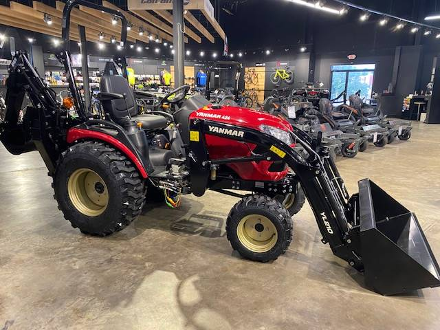 2020 Yanmar SA424 in West Monroe, Louisiana - Photo 4