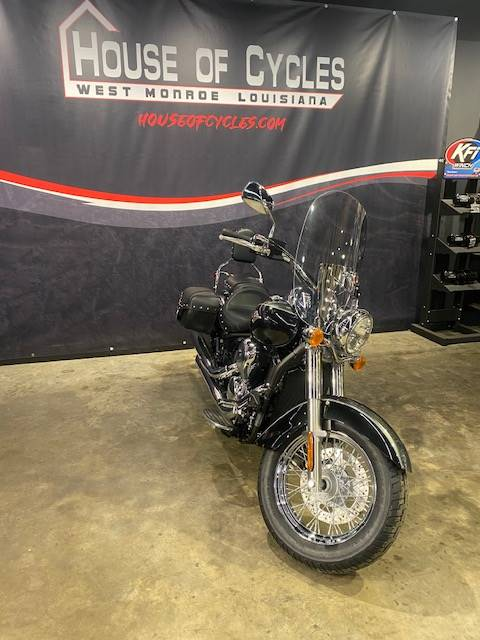 2021 Kawasaki Vulcan 900 Classic LT in West Monroe, Louisiana - Photo 1
