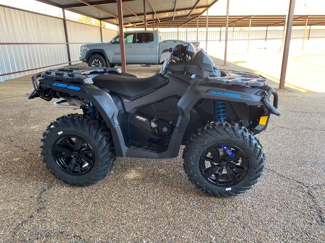 2021 Can-Am Outlander XT 850 in West Monroe, Louisiana - Photo 4