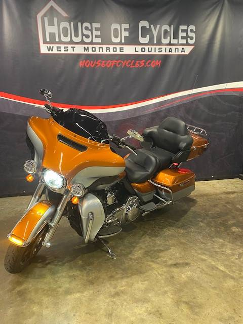 2014 Harley-Davidson Ultra Limited in West Monroe, Louisiana