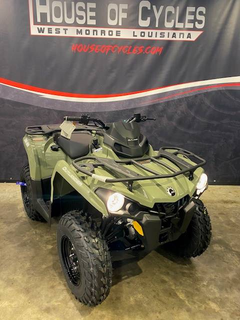 2020 Can-Am Outlander 450 in West Monroe, Louisiana - Photo 3