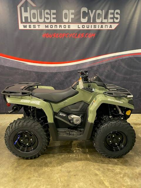 2020 Can-Am Outlander 450 in West Monroe, Louisiana - Photo 4