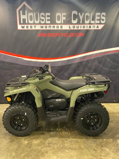 2020 Can-Am Outlander 450 in West Monroe, Louisiana - Photo 5