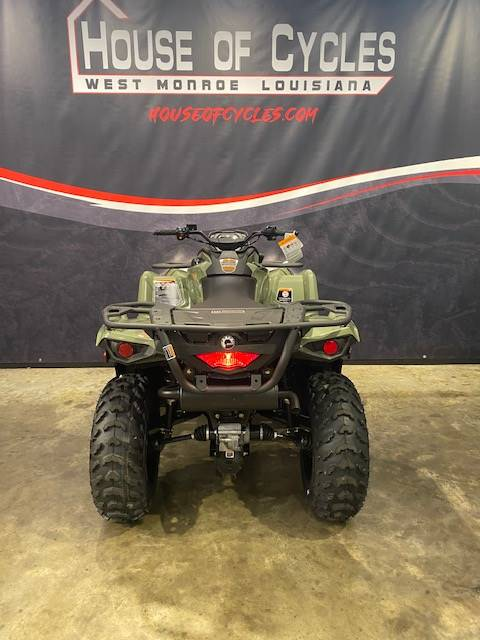 2020 Can-Am Outlander 450 in West Monroe, Louisiana - Photo 6