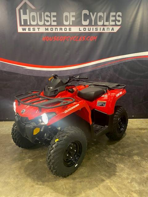 2020 Can-Am Outlander 570 in West Monroe, Louisiana - Photo 1
