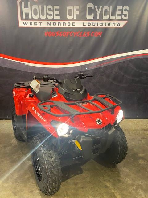 2020 Can-Am Outlander 570 in West Monroe, Louisiana - Photo 3