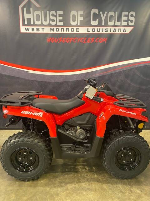 2020 Can-Am Outlander 570 in West Monroe, Louisiana - Photo 4