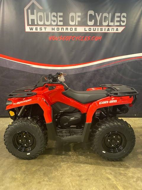 2020 Can-Am Outlander 570 in West Monroe, Louisiana - Photo 5