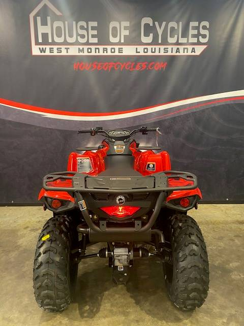 2020 Can-Am Outlander 570 in West Monroe, Louisiana - Photo 6